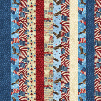 Stars & Stripes Stonehenge - Product Image