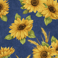 Sunflower MeadowBlue - Product Image