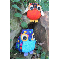 That's a Hoot-Pincushion - Product Image