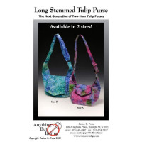 The Long-Stemmed Tulip Purse  - Product Image