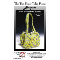The Two-Hour Tulip Purse Bouquet - Product Image