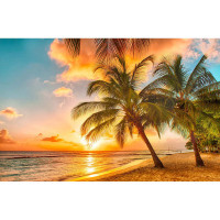 The View From Here PanelIsland Paradise - Sunset - Product Image