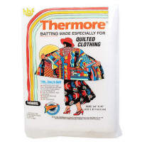 "Thermore Poly 54"" x 45"" Thin Batting - Product Image"