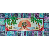 Tropical Noel Holiday Hoop-la - Product Image