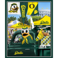 University of Oregon - Ducks Panel - Product Image