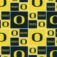 University of Oregon - Ducks tiles - Product Image