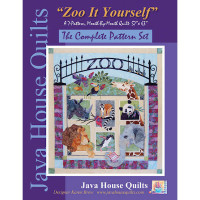 Zoo It Yourself (7 Patterns) - Product Image